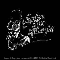 London After Midnight Shirt