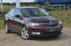 Used 2013 (62 reg) Red Skoda Rapid 1.2 TSI 105 Elegance 5dr for sale on RAC Cars