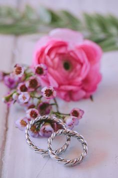 Lavish bridal shoot with the prettiest flowers - Chic & Stylish Weddings Pretty Flowers, Prettiest Flowers, Perfect Engagement Ring, Engagement Rings, Bridal Shoot, Bridal Boutique, Greenery, Wedding Bands, Floral Design