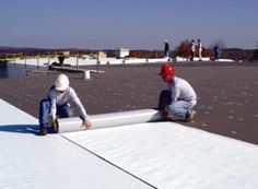 What is TPO? Learn about the benefits of Thermoplastic Olefin for your residential or commercial roofing project. #KansasCity #Roofing