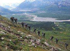 U.S. Army Alaska Mountaineering.