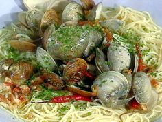 Linguine alle Vongole from FoodNetwork.com