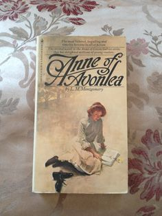 Vintage book L.M. Montgomery's 'Anne of by ConfectioneryVintage, $4.00