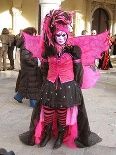 Punk trad, Venice Carnival