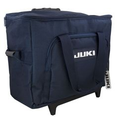 Juki Sewing Machine Trolley Juki, Dream Machine, Sewing, Totes, Fabrics, Purses, Bags, Dressmaking, Tejidos