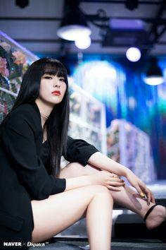 Naver x Dispatch - Girl Group Main Dancer Meeting #Seulgi #RedVelvet