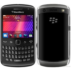 Blackberry 9360 Black with BlackBerry OS 7.0