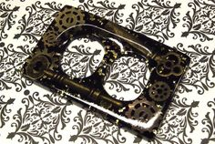 Steampunk Supreme  Resin Outlet Cover by Lunaricsales on Etsy, $20.00