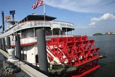 Steamboat Natchez Harbor Cruise New Orleans with brunch.
