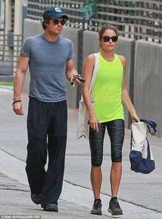 Toned and terrific: Nikki showed off her slim legs and tanned skin on the summer day...