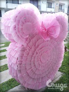 Piñata Minnie Mouse para peques y grandes!