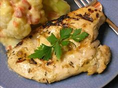 Make Ahead Marinated Chicken Breasts from Food.com: I got this recipe ...