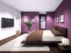 organisation deco chambre à coucher adulte moderne | Decoration ...
