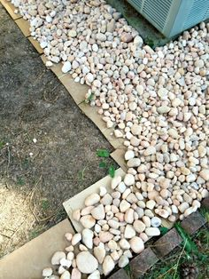Backyard Landscaping Ideas - Game of Stones