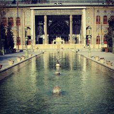 #palace #iran #tehran #perisa #kingdom #persian #water #city #fountain