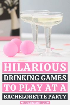 Start the night off right with these 10 hilarious bachelorette party games. These get-to-know-you games are the perfect way to pregame for girls night out! #funnybachelorettepartygames #bachelorettepartydrinkinggames #bachelorettegames #ModernMOH Bachelorette Party Scavenger Hunt, Bachelorette Party Planning, Bachelorette Weekend, Funny Drinking Games, Girls Night Out, Your Girl, Maid Of Honor, Hilarious, Modern