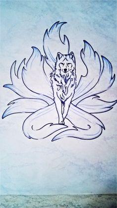 #kurama #wolf