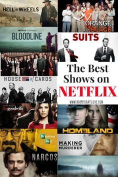 Best Shows on Netflix