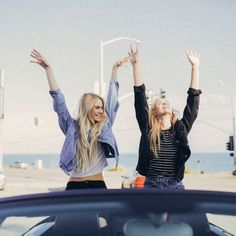 Squad Goals :: Soul Sisters :: Girl Friends :: Best Friends :: Free your Wild :: See more Untamed Friendship Inspiration (Best Friend Goals)