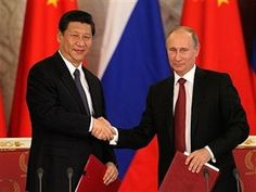 The leaders of the greatest land and people masses in Eurasia are forging a military, economic and political alliance that will fundamentally alter the world in both the near and long term. Meanwhi...