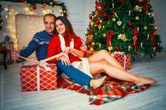 Новогодняя Фотосессия: Аида и Илья