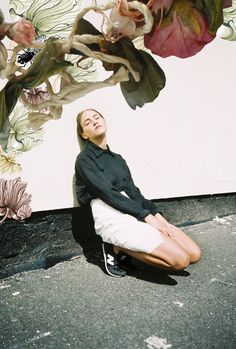 Amy Lidgett X Olivia Ogden #fashion #fashionphotography #photography #graphicdesign #photographer #model #shoot #fantasy #photoshoot #styling #newbalance #trainers #art #collage #amylidgett #oliviaogden