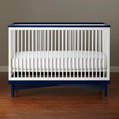 Oslo Crib: Stock Plus in All New | The Land of Nod ducduc for nod