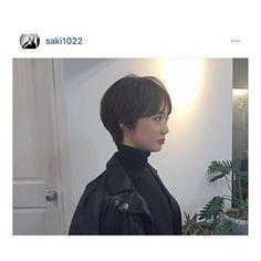 かわいすぎる…!! こんなショートにしたい!!!!! 切りたいぃぃいいいぃいいぃぃぃ~!!!!!! #西本早希ちゃん #かわいすぎる #ショートヘア #まず顔ちっさくならなあかん… #遠い夢 Very Short Hair, Short Hair Cuts For Women, Short Hair Styles, Short Bob Hairstyles, Easy Hairstyles, Hair Arrange, Asian Hair, Grow Hair, Fine Hair