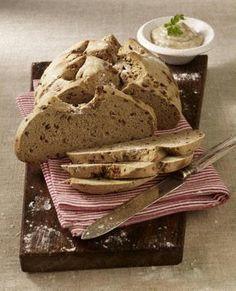 Zwiebel-Brot mit Speck Rezept