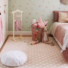 M s de 1000 ideas sobre decoraciones de dormitorios de - Alfombra estrellas ikea ...