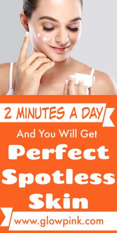 2 Minutes A Day And You Will Get Perfect Spotless Skin  #spotlessskin #skin #skincaretips #diyskincare #skincareremedies #homeremedies Best Moisturiser For Face, Moisturizer For Oily Skin, Homemade Skin Care, Diy Skin Care, Skin Care Tips, Skin Care Remedies, Aloe Vera Gel, Acne Prone Skin, Combination Skin
