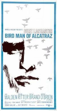 Bird Man Of Alcatraz Movie Poster Film Poster Design Film