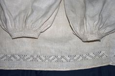 Drawn Thread, Thread Work, Head Pieces, Aprons, Shirts, Outfits, Suits, Apron Designs, Shirt