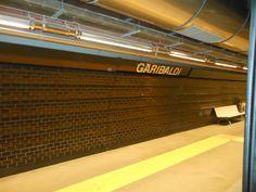 Stazione Garibaldi della Linea 1 della metropolitana di Napoli