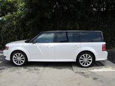 My review of the 2011 Ford Flex