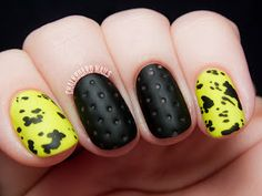 Perforated nails how to