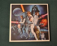 Star Wars Coaster Set by YourSweetEscape on Etsy