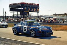 Donohue Penske Carrera, Daytona 1973