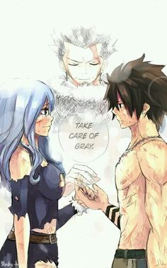 I am a big fun of gruvia! Gray and Juvia for ever