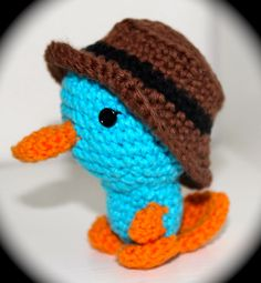 baby perry platypus