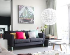 1000 images about apartment decor on pinterest for Funky living room designs