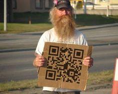 Homeless goes high-tech