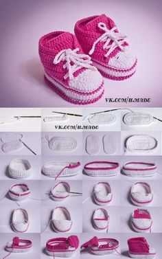 Child Knitting Patterns Crochet Baby Booties Crochet Baby Sneakers by Croby Patterns Crochet Child Booties Baby Knitting Patterns Supply : Crochet Child Booties Crochet Child Sneakers by Croby Patterns Crochet Baby Boot.Crochet Baby Sneakers by Croby Crochet Baby Boots, Booties Crochet, Crochet Shoes, Crochet Slippers, Love Crochet, Baby Booties, Baby Slippers, Crochet Ideas, Scarf Crochet