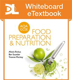 AQA GCSE Food Preparation And Nutrition Whiteboard ETextbook