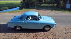 Fiat - Viotti 600 Coupe - 1957