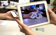 Veja as novas aplicações da realidade aumentada