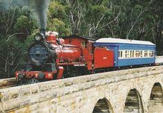 Zig Zag Railway, Lithgow, New South Wales, Australia