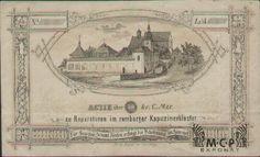 Muzeum cennych papiru A1594 Rumburger Kapuzinnerkloster Estilo Retro, Vintage World Maps, Prague