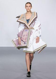 Viktor & Rolf Haute Couture Autumn Winter 2015 fashion