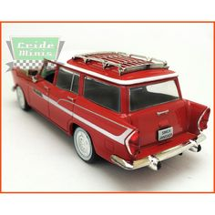 Simca Jangada 1962  - Caixa de acrílico - escala 1/43